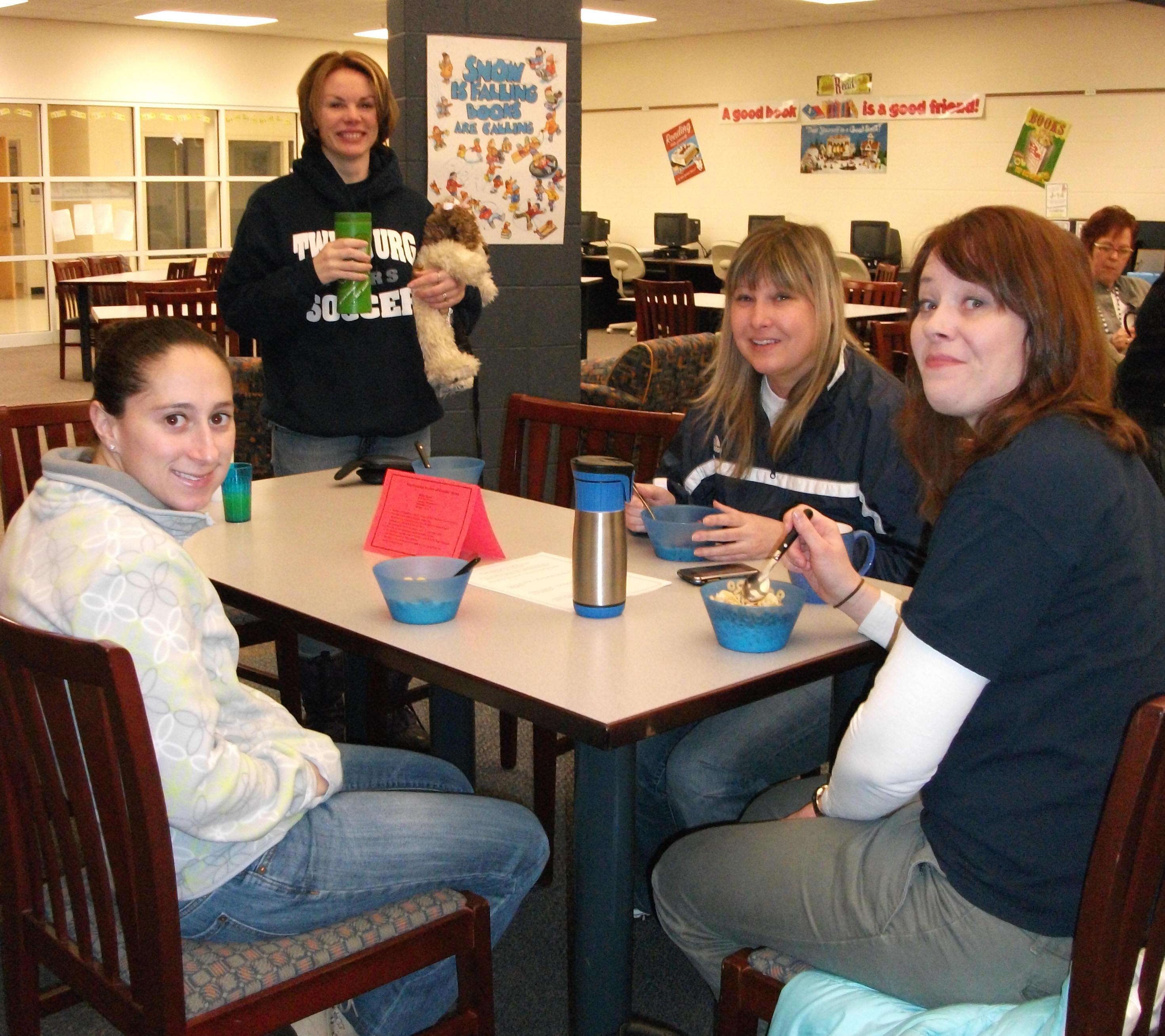 THS breakfast 2011